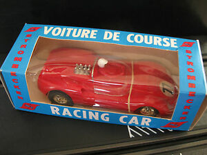 red mckee with box 1 32 scale slot cars