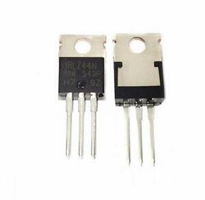50Pcs IRLZ44N MOSFET N CH 55V 47A TO 220AB New
