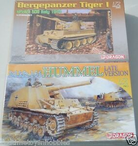 2 dragon 1 72 scale military model kits