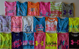 Girl's Youth Under Armour Shirt