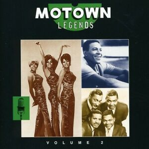 Various Artists - Motown Legends, Vol. 2 [New CD]