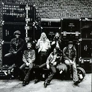 The Allman Brothers Allman Brothers Live at Fillmore East New CD Rmst $10.34