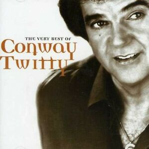 Conway Twitty Very Best of New CD