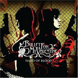 Bullet for My Valentine - Hand of Blood [New CD] Enhanced