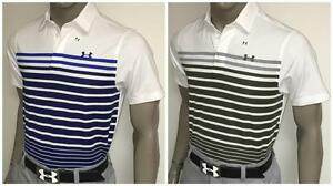 Fall 2016 Men's Under Armour ColdBlack Groove Tour Golf Polo $80