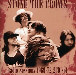 Stone the Crows - Radio Sessions 1969-72 [New CD] UK - Import
