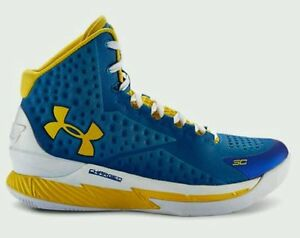 UA Curry One Basketball Shoes Home Under Armour With Footlocker Receipt