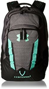 Under Armour Storm Recruit Backpack Black (004) One Size