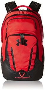 Under Armour Storm Recruit Backpack Red (601) One Size