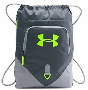 Under Armour Undeniable Sackpack Stealth Gray (008) One Size