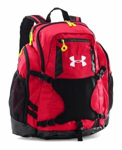 Under Armour UA Striker II Backpack Bag (Scarlet)