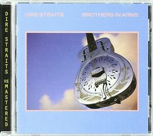 Dire Straits Brothers in Arms Remastered New CD Germany Import $10.94