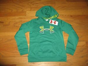 Under Armour Pull-over Sweatshirt HOODIE Jacket Girls Size YMDYXL  NWT MSRP