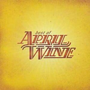 April Wine Best of New CD Canada Import