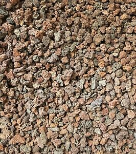 3 Gal. 1 16quot; to 3 8quot; Horticultural Red Lava For Cactus amp; Bonsai Tree Soil Mix $14.99