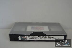 The Jason Whitfield Story: An Olpmpic Dream That Lasted a Lifetime 10 2 73 9