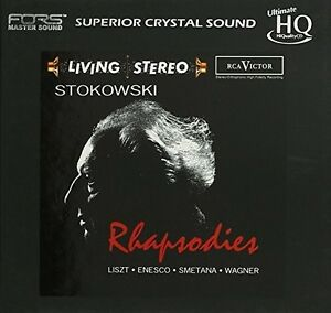 Leopold Stokowski - Rhapsodies (UHQCD) [New CD] Hong Kong - Import