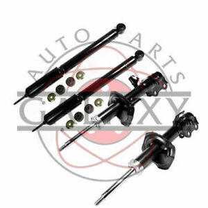 Monroe New Front & Rear Strut Replacement Kit For Nissan Versa 07-12