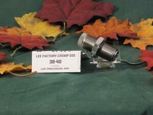 90852 Lee 38-40 Factory Crimp Die