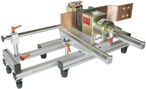 Alfra 03256 LPV Portable Busbar BendingPunching Machine [PZ3]