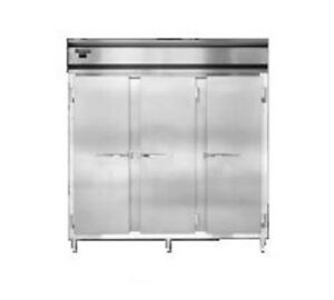 Continental Designer Line Freezer Three-Section DL3F-SA