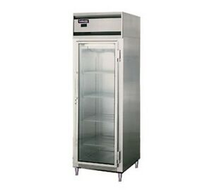 Continental Designer Line Freezer One-Section DL1F-SS-GD
