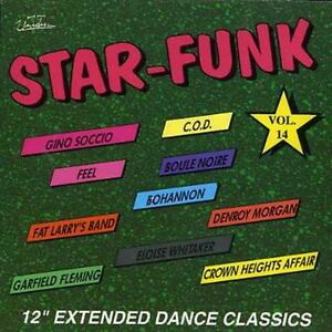 Various Artists - Vol. 14-Star Funk / Various [New CD] Canada - Import