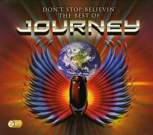Journey Don#x27;t Stop Believin#x27;: The Best of Journey New CD UK Import