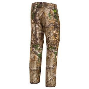 Under Armour Men's Storm Gore-Tex® Essential Rain Pant Realtree AP Xtra 1259193