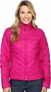 Womens Under Armour CGR JACKET 1280894-600 msrp $200