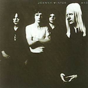 Johnny Winter Johnny Winter AND New CD $13.25