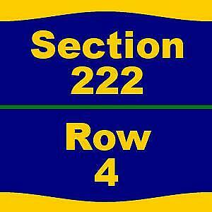 4 Tickets Maroon 5 101218 at Wells Fargo Center-PA - 209 8