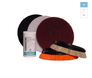 NEW Oreck 13 In Floor Polishing Polisher Pads Pad