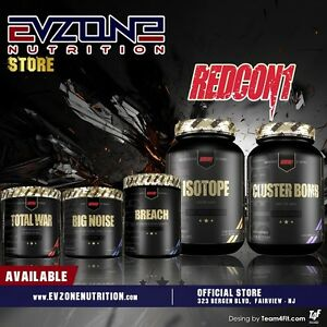 Redcon1 Complete Workout Stack + free shirt