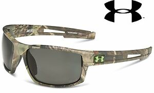 Mens Under Armour Captain Realtree Camouflage Sunglasses UA Sportsman Eyewear