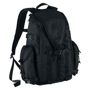 Nike SFS Responder MILITARY INSPIRED Black Backpack HYDRATION READY BA4886-005
