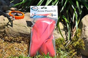 THE POCKET SHOT Replacement Pouches and Sling Shot Ammo