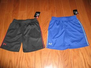 UNDER ARMOUR BOYS ATHLETIC Short SIZE 2T3T4T  NWT
