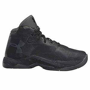 Under Armour GS Curry 2.5 (6 Big Kid M BlackCharcoal)