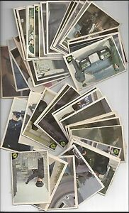 1966 Green Hornet Cards. Bruce Lee complete set of 44. XF. #2