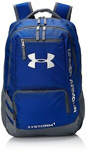 Under Armour Hustle II Backpack Royal One Size