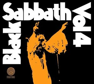 Black Sabbath Vol 4 New Vinyl LP UK Import $26.28