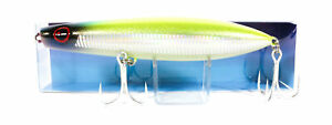 FCL Labo Popper Pencil Nasup 130 Floating Lure 33 grams BYP (4542)