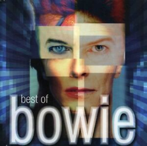 David Bowie Best of Bowie New CD Rmst $10.99
