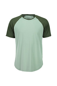 Maloja Multi Sports shirt Dress shirt T-shirt Green EhrlbachM. Relaxed