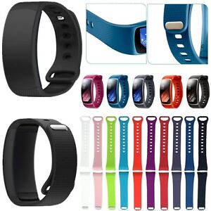 For Samsung Gear Fit 2 & Fit2 Pro R360 Silicone Replacement Band Strap Wristband