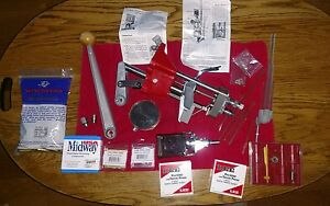 Lee Precision Pro 1000 Reloading Press Kit 45 Colt 90643 With Tons of Extras!!!