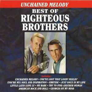 THE RIGHTEOUS BROTHERS UNCHAINED MELODY CURB NEW CD $8.76