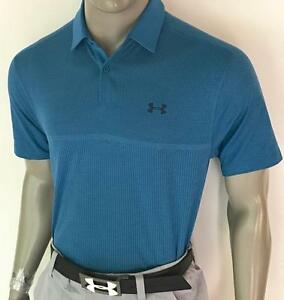 (SUN) 2017 Jordan Spieth Under Armour BRITISH OPEN Golf Polo Shirt $85 (SUNDAY))