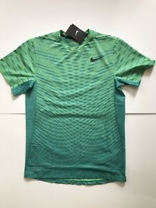 Nike Dri Fit Ultimate Dry Short Sleeve Running Top T Shirt Size Small BNWT